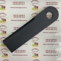 Нож жатки Capello 03202101 с наплавкой