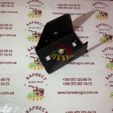 Нож неподвижный комбайна Case 396960A1,1302763C1 с наплавкой