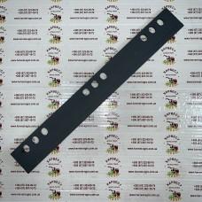 Нож кукурузной жатки Case 1327126C1 с наплавкой