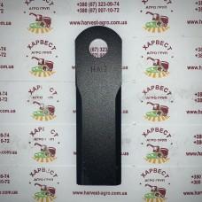 Нож измельчителя комбайна New Holland 222500 закалка