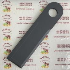 Нож жатки Claas Conspeed 0009986832/998683.2 с наплавкой