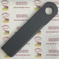Нож жатки Dominoni 11263 с наплавкой