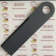 Нож жатки Geringhoff Horizon Star с наплавкой 506082 (506085)