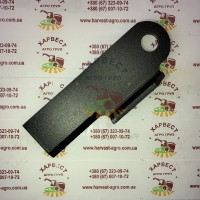 Нож измельчителя комбайна John Deere H212699 с наплавкой
