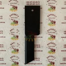 Нож противорежущий комбайна Massey Ferguson D49096600 закалка
