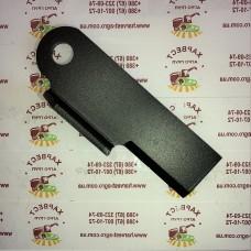 Нож измельчителя комбайна John Deere H218169 с наплавкой