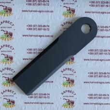 Нож измельчителя комбайна John Deere AH205910 закалка