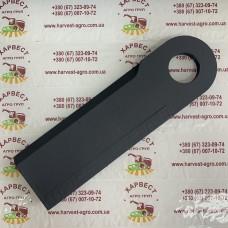 Нож жатки John Deere HXE36504,H233365,H229680 с наплавкой