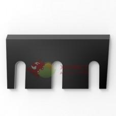 Нож барабана кормоуборочного комбайна John Deere Z63136