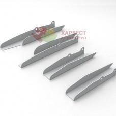 Комплект лопаток S4 Rauch/Kuhn 4087062,4087061 (S4-L-270+S4-R-270) (S4-L-200+S4-R-200)