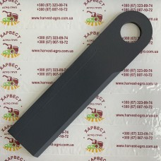 Нож жатки Fantini 13739 с наплавкой
