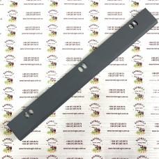 Нож жатки Tecnomais Z71060020 (518x61x5) с наплавкой
