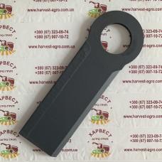 Нож кукурузной жатки Olimac Drago 16058, 1AC0050BM1 с наплавкой
