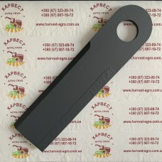 Нож жатки Oros 1353038 c наплавкой