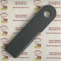 Нож жатки Ziegler 12-070316,16056965 с наплавкой усиленный